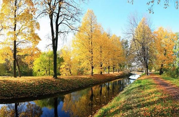Фотография достопримечательности. Парк Екатерингоф в Санкт-Петербурге