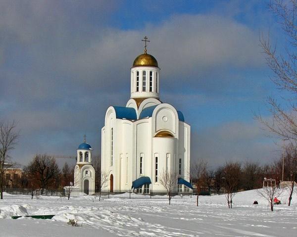 Фотография достопримечательности. Церковь Успения Пресвятой Богородицы в Санкт-Петербурге
