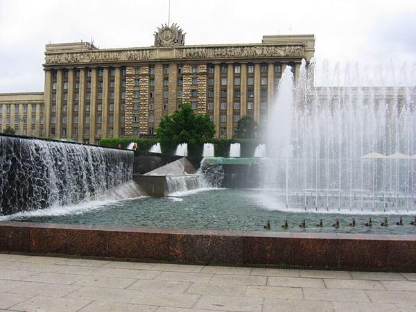 Фотография достопримечательности. Московская площадь в Санкт-Петербурге