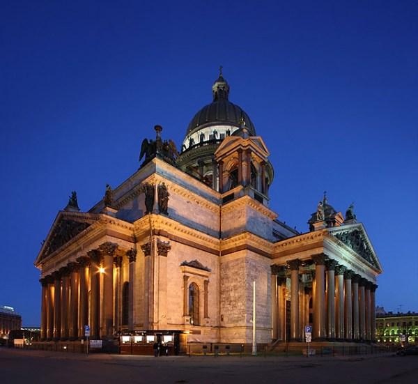Фотография достопримечательности. Исаакиевский собор в Санкт-Петербурге