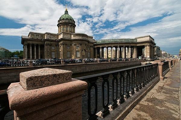 Фотография достопримечательности. Казанский собор в Санкт-Петербурге