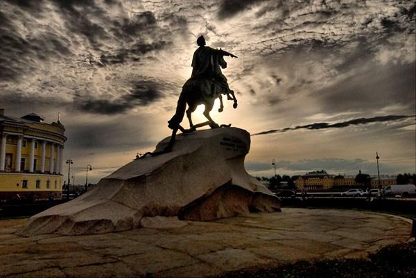 Фотография достопримечательности. Медный Всадник в Санкт-Петербурге
