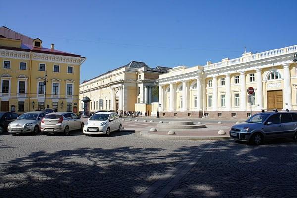 Фотография достопримечательности. Русский музей в Санкт-Петербурге