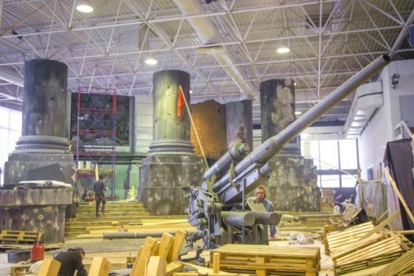 Фотография достопримечательности. Выставочный комплекс ЛенЭкспо в Санкт-Петербурге