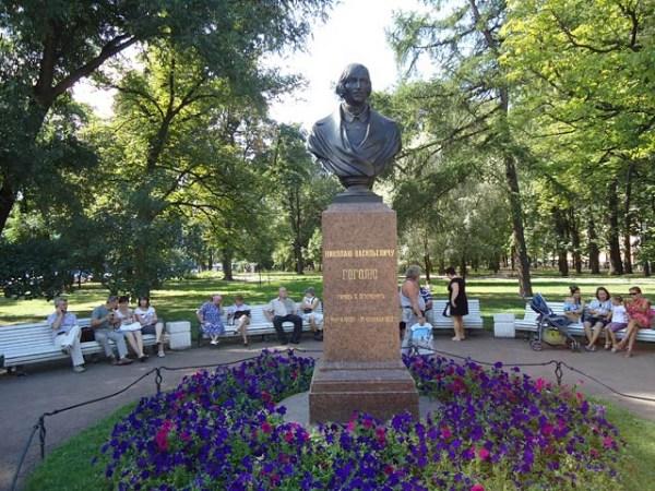 Фотография достопримечательности. Александровский сад в Санкт-Петербурге