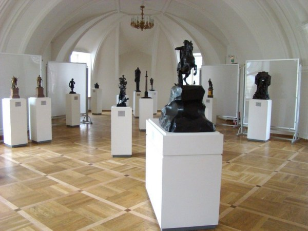 Фотография достопримечательности. Государственный музей городской скульптуры в Санкт-Петербурге