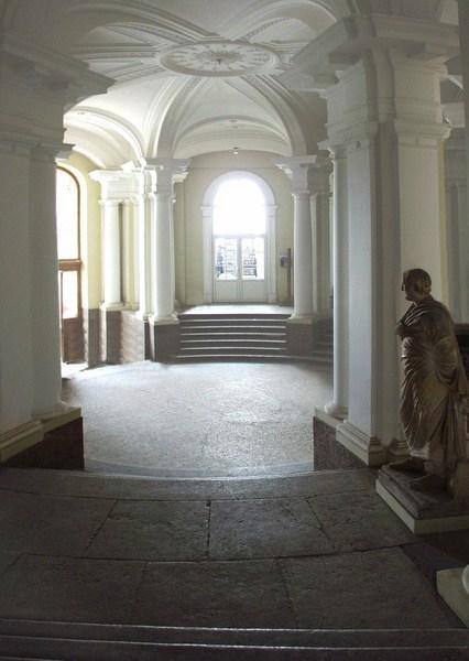 Фотография достопримечательности. Музей Академии художеств Санкт-Петербурга в Санкт-Петербурге