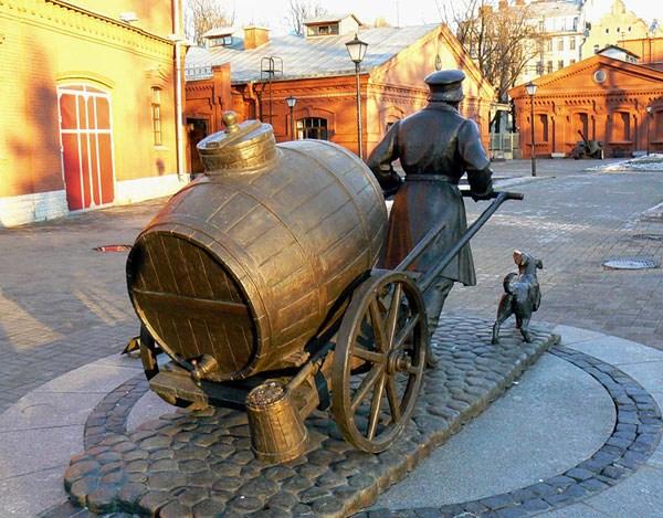 Фотография достопримечательности. Музей воды в Санкт-Петербурге