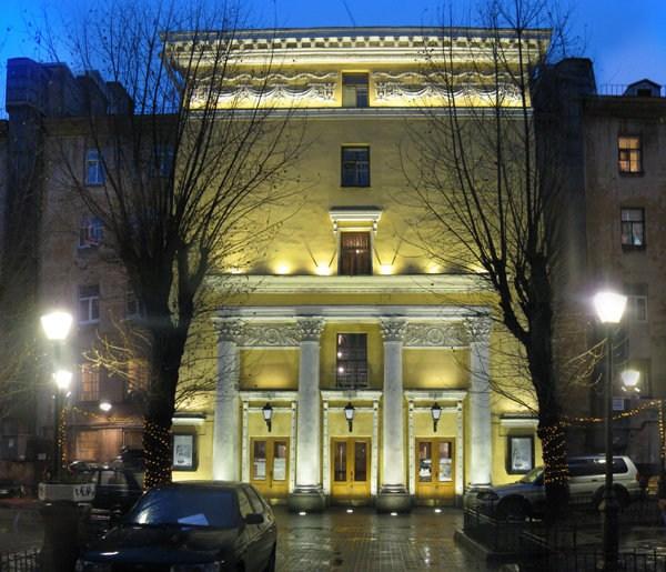 Фотография достопримечательности. Театр на Литейном в Санкт-Петербурге