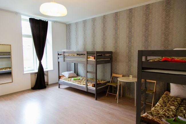 Фотография хостела Bagel Hostel в Санкт-Петербурге