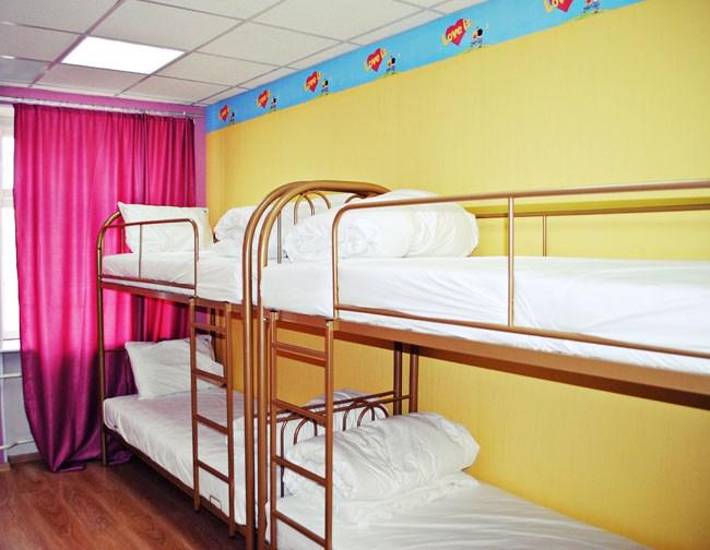 Фотография хостела. Giggly Hostel в Санкт-Петербурге