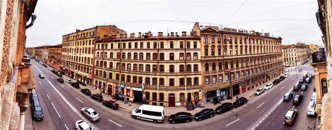 Фотография хостела Mon Ami в Санкт-Петербурге