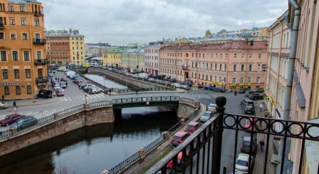 Фотография хостела Красная прищепка в Санкт-Петербурге