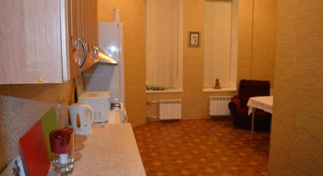 Фотография хостела Home Hostel в Санкт-Петербурге