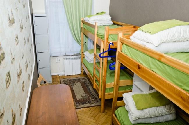 Фотография хостела. Централ в Санкт-Петербурге