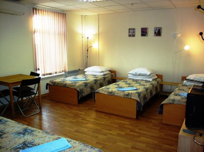 Фотография хостела Красный коврик на Рузовской в Санкт-Петербурге