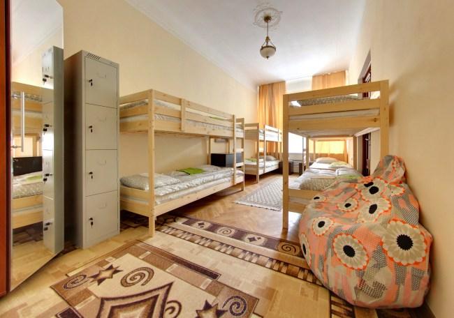 Фотография хостела БМ хостел на Восстания в Санкт-Петербурге