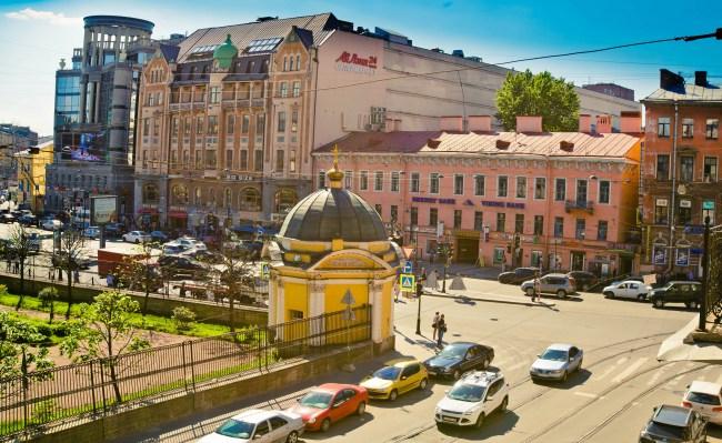 Фотография хостела Достоевский на Колокольной в Санкт-Петербурге