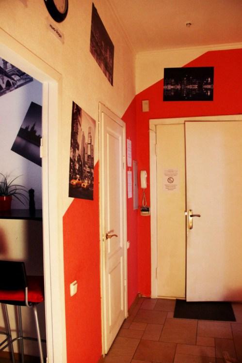Фотография хостела City Hostel на Гороховой в Санкт-Петербурге