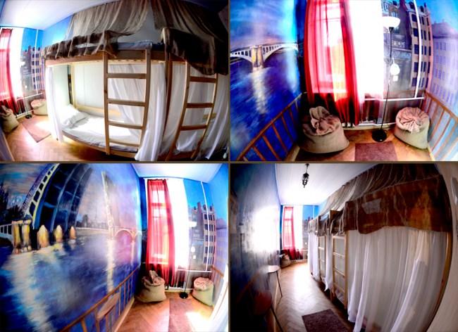 Фотография хостела Karlsson-house в Санкт-Петербурге
