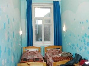 Двухместный номер в St. Petersburg Puppet Theatre Hostel, Санкт-Петербург