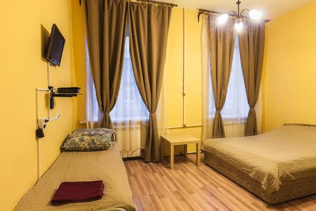 Фотография хостела. Old Flat на Лиговском в Санкт-Петербурге