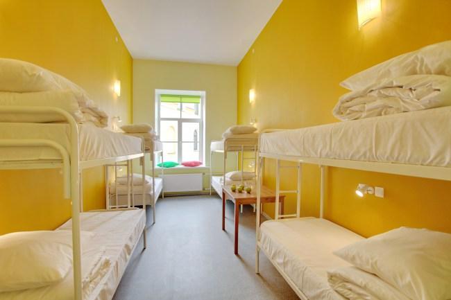 Фотография хостела. Ready Steady Hostel в Санкт-Петербурге