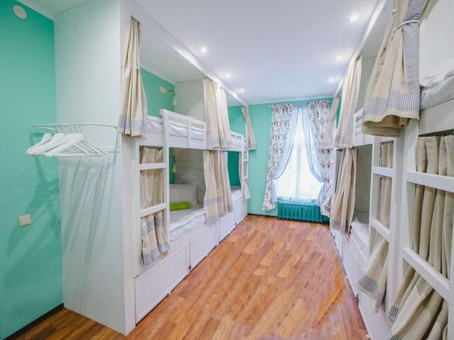 Фотография хостела Гнездо в Санкт-Петербурге