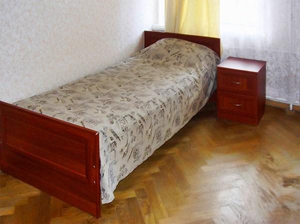 Номер в петербургском отеле Август