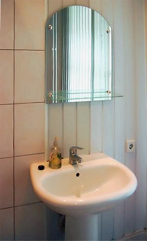 Ванная комната. Хостел Август в Санкт-Петербург