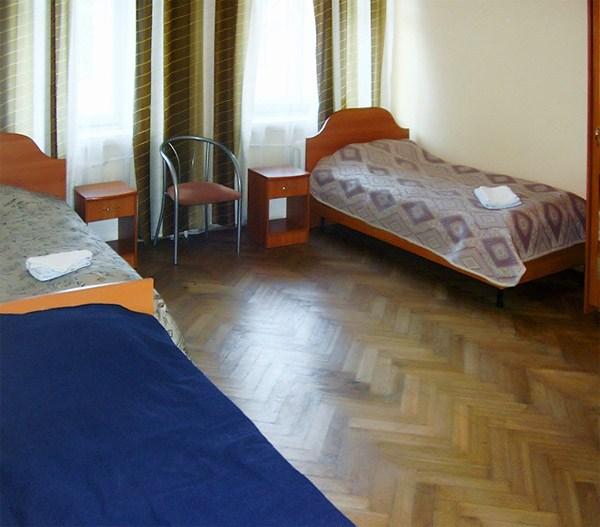 Трехместный номер в хостел August, Санкт-Петербург