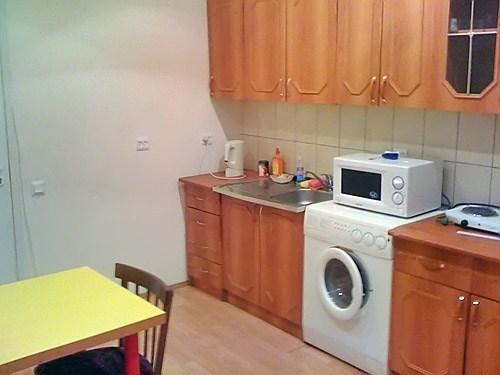 Кухня. Хостел В Центре. Санкт-Петербург