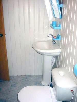 Ванная комната в мини-отеле Заневский, Санкт-Петербург