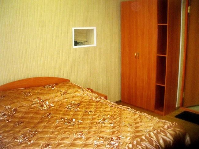 Двухместный номер в хостеле СПБКиУ, Санкт-Петербург