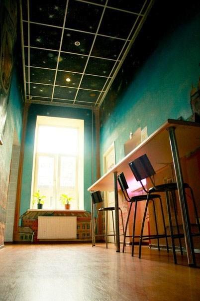 Хостел Alpha Hostel в Санкт-Петербурге