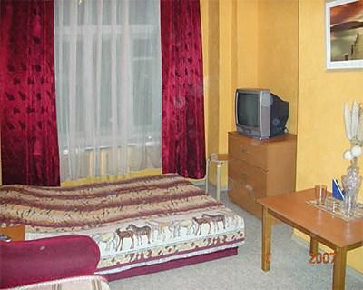 Двухместный номе с большой кроватью. Хостел На Фонтанке, Санкт-Петербург