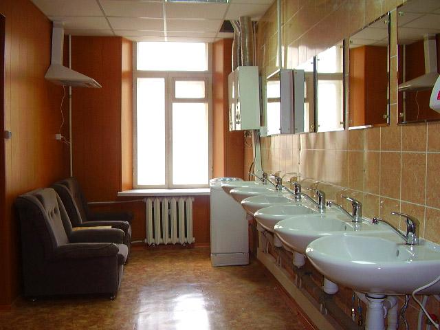 Хостел Base Camp в Санкт-Петербурге