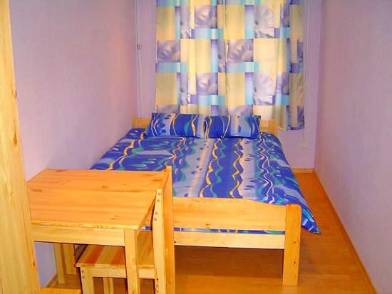 Двухместный номер в хостеле Виктория, Петербург