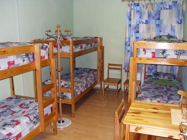 6-местный номер  в гостинице Виктория, Санкт-Петербург
