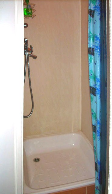 Ванная комната в хостеле Староневский, Санкт-Петербург