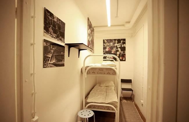 "Location Hostel Лиговский 74, 2-местная комната ""Изюм"""