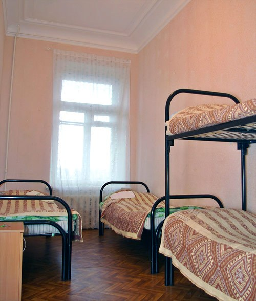 4-местный номер в гостинице Арина на Восстания, Санкт-Петербург