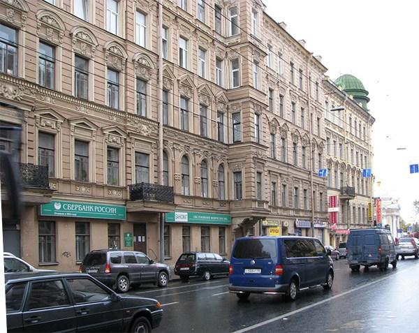 Фотография хостела. Атмосфера на Большом, 3 в Санкт-Петербурге