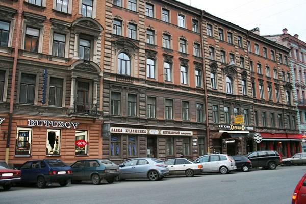 Фотография хостела. Атмосфера на Марата, 10 в Санкт-Петербурге