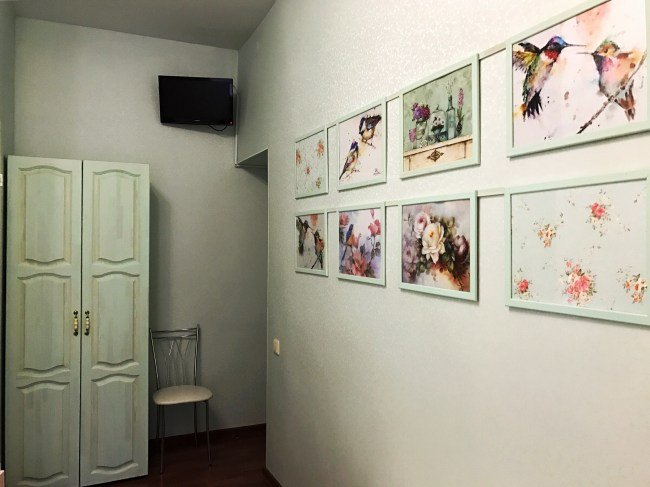 Хостел Бонн-Апарт (Мармелад), двухместный с удобствами