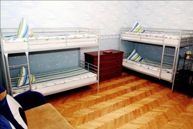Хостел EuroFriends в Санкт-Петербурге