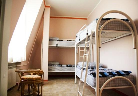 Фотография хостела Center Hostel в Санкт-Петербурге