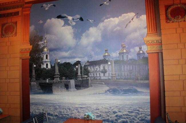 Фотография хостела. Yes в Санкт-Петербурге