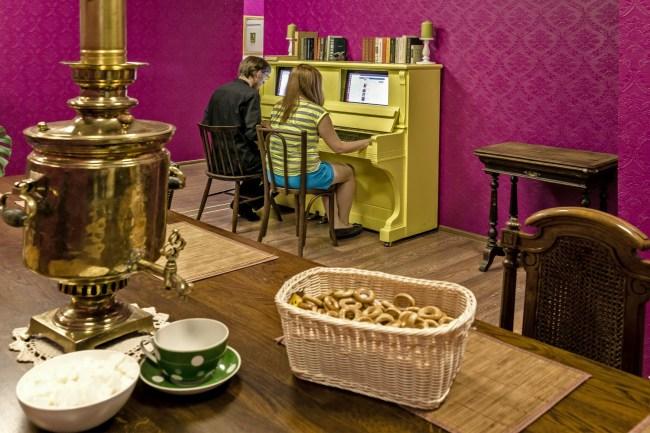 Фотография хостела Друзья на Литейном в Санкт-Петербурге