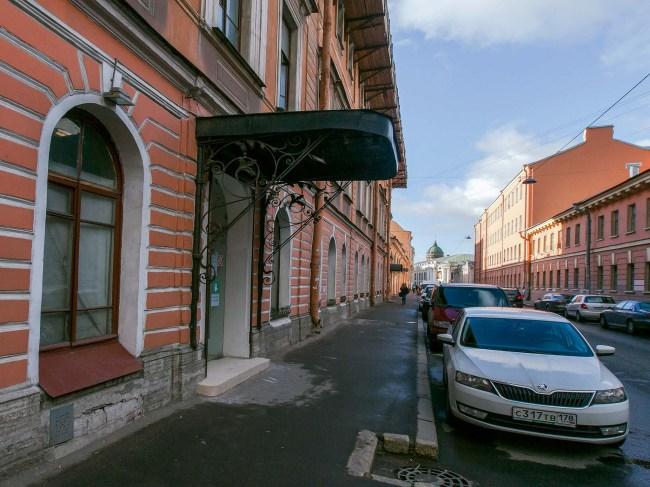 Фотография хостела Друзья на Ломоносова в Санкт-Петербурге